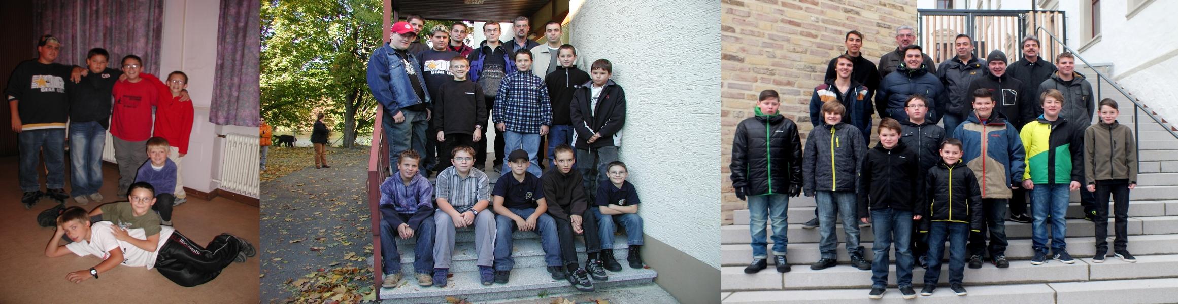 Jugendleiter/Ausbilder